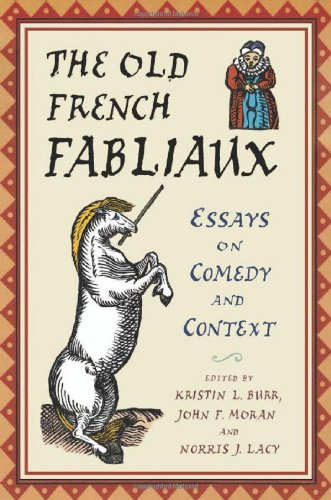9780786432905: The Old French Fabliaux: Essays on Comedy and Context