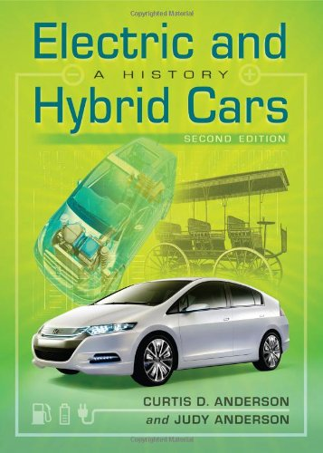 9780786433018: Electric and Hybrid Cars: A History