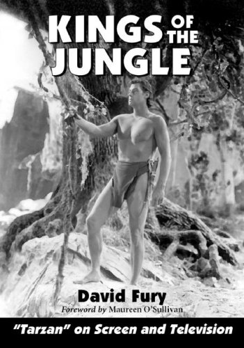 Kings of the Jungle: An Illustrated Reference to Tarzan on Screen and Television (Paperback): David...