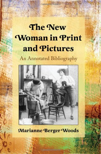 9780786436248: The New Woman in Print and Pictures: An Annotated Bibliography