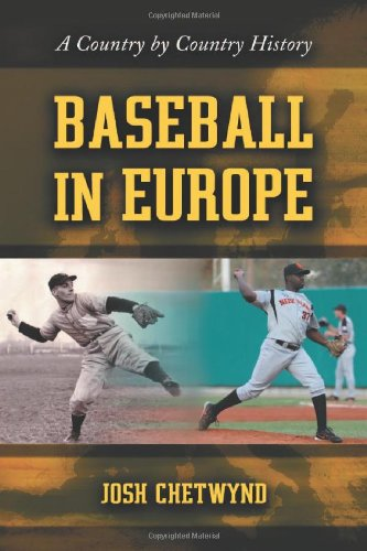9780786437245: Baseball in Europe: A Country by Country History