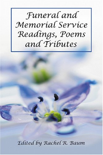 9780786437290: Funeral and Memorial Service Readings, Poems and Tributes