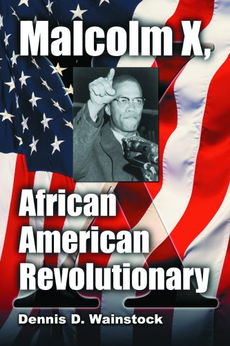 9780786439348: Malcolm X, African American Revolutionary