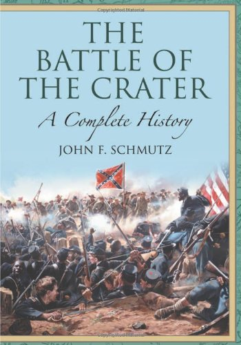 9780786439829: The Battle of the Crater: A Complete History