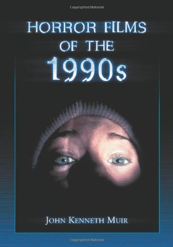 9780786440122: Horror Films of the 1990s