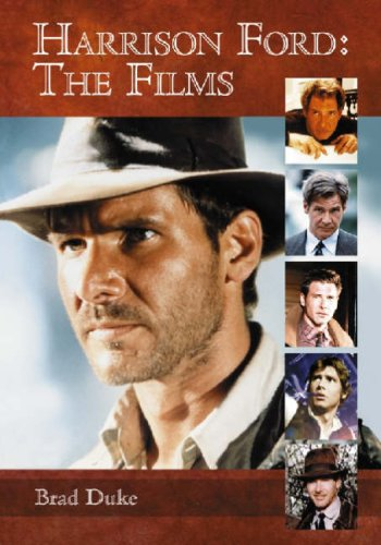 9780786440481: Harrison Ford: The Films