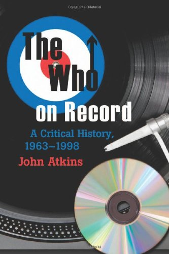 9780786440979: The Who on Record: A Critical History, 1963-1998