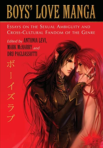 9780786441952: Boys' Love Manga: Essays on the Sexual Ambiguity and Cross-Cultural Fandom of the Genre