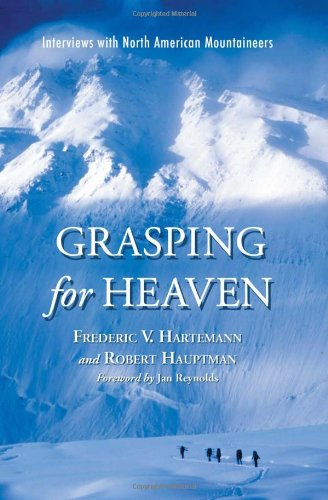 9780786442027: Grasping for Heaven: Interviews With North American Mountaineers