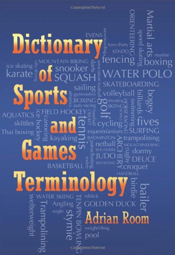 9780786442263: Dictionary of Sports and Games Terminology
