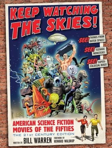 Keep Watching the Skies! American Science Fiction: Warren, Bill