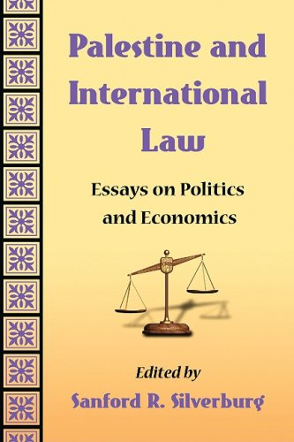 9780786442485: Palestine and International Law: Essays on Politics and Economics