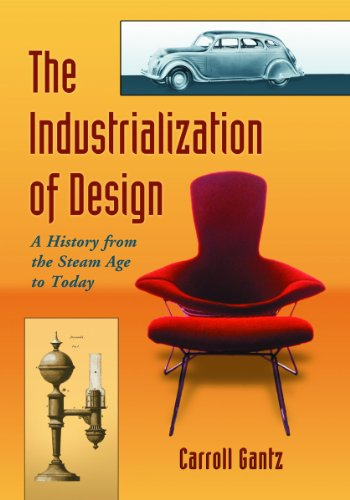 9780786442546: The Industrialization of Design: A History from the Steam Age to Today