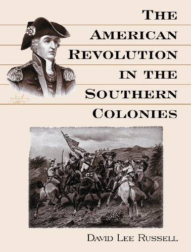 9780786443390: The American Revolution in the Southern Colonies