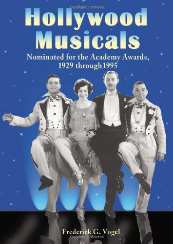 9780786443420: Hollywood Musicals Nominated for Best Picture