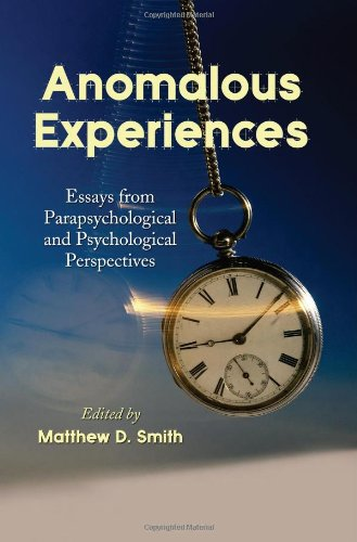 9780786443987: Anomalous Experiences: Essays from Parapsychological and Psychological Perspectives