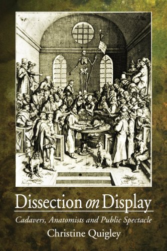 9780786444298: Dissection on Display: Cadavers, Anatomists and Public Spectacle