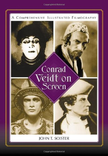 9780786445110: Conrad Veidt on Screen: A Comprehensive Illustrated Filmography