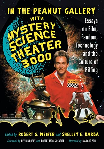 In the Peanut Gallery with Mystery Science: Weiner, Robert G.;