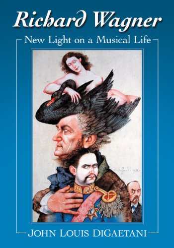 9780786445448: Richard Wagner: New Light on a Musical Life