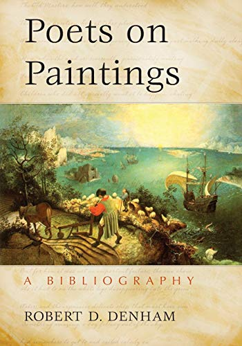 9780786447251: Poets on Paintings: A Bibliography