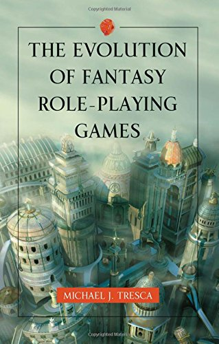 9780786458950: The Evolution of Fantasy Role-Playing Games