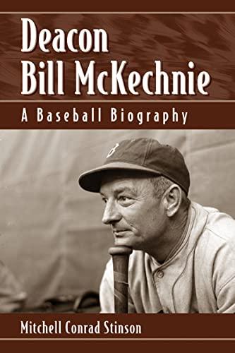 Deacon Bill McKechnie: Mitchell Conrad Stinson