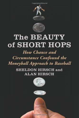 9780786462889: The Beauty of Short Hops: How Chance Confounds the Statistical Study of Baseball