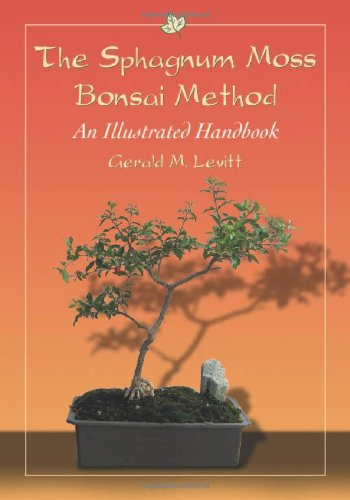 9780786462926: The Sphagnum Moss Bonsai Method: An Illustrated Handbook