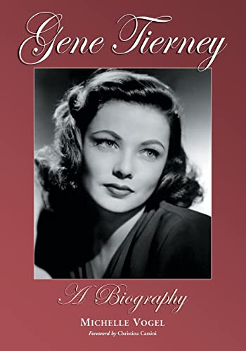 9780786464425: Gene Tierney: A Biography