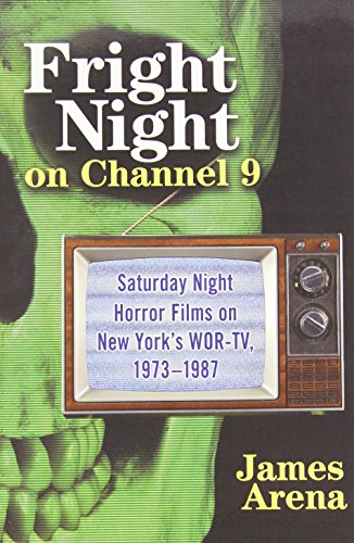 Fright Night on Channel 9 - Saturday: James Arena