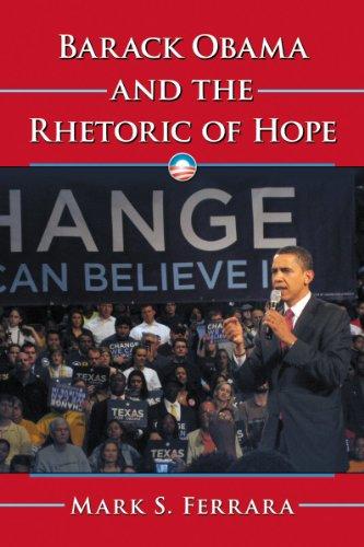 9780786467938: Barack Obama and the Rhetoric of Hope