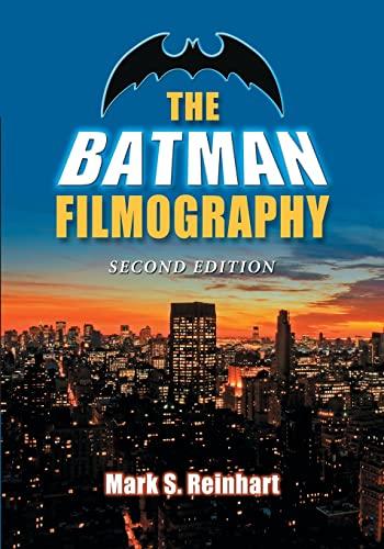 9780786468911: The Batman Filmography