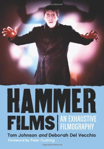 9780786469222: Hammer Films: An Exhaustive Filmography
