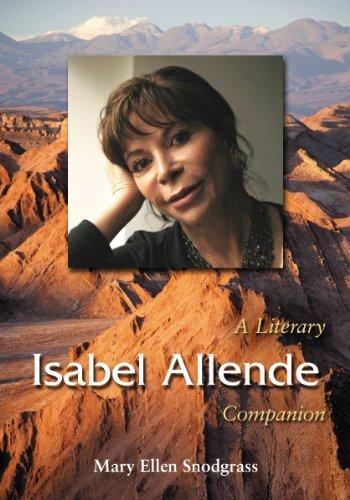 9780786471270: Isabel Allende: A Literary Companion (Mcfarland Literary Companions)