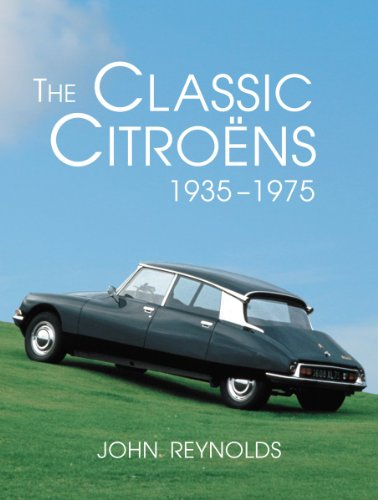 9780786471713: The Classic Citroens, 1935-1975