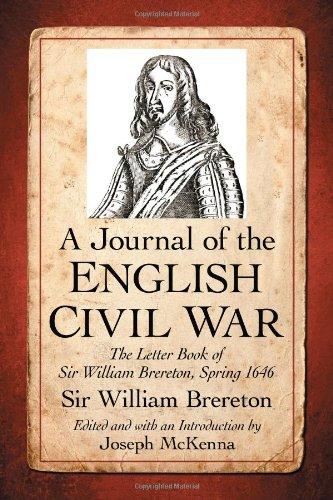 A Journal of the English Civil War: Sir William Brereton