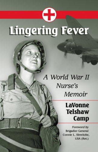 9780786472857: Lingering Fever: A World War II Nurse's Memoir