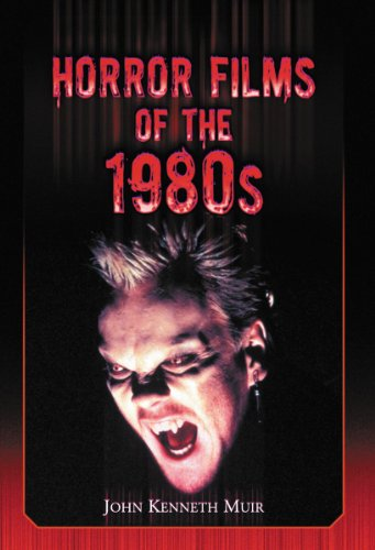 9780786472987: Horror Films of the 1980s,( VOL. 1 & 2 )