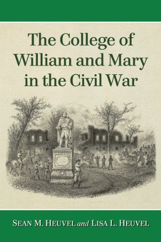 9780786473090: The College of William and Mary in the Civil War