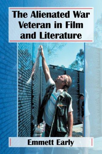 9780786474998: The Alienated War Veteran in Film and Literature