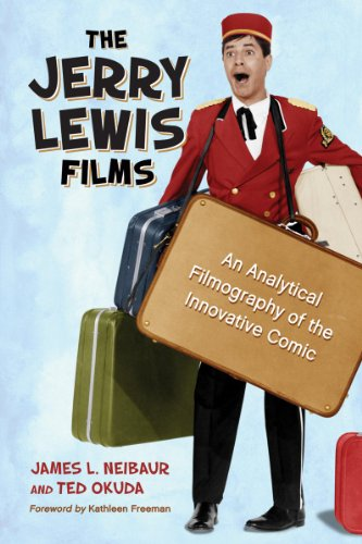 9780786475001: The Jerry Lewis Films: An Analytical Filmography of the Innovative Comic