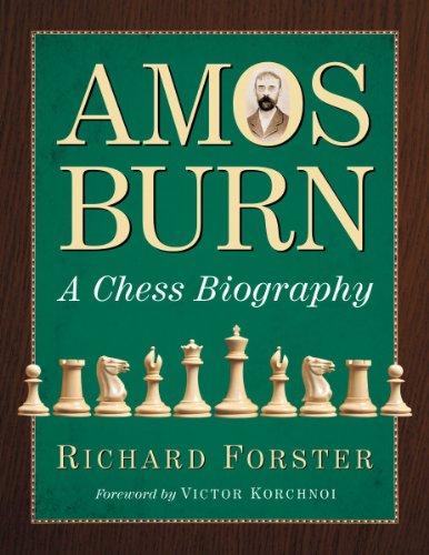 9780786477265: Amos Burn: A Chess Biography (2 volume set)