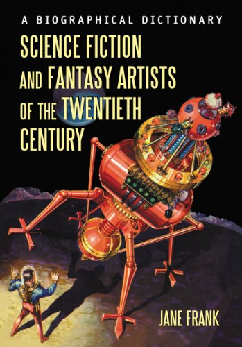 9780786477272: Science Fiction and Fantasy Artists of the Twentieth Century: A Biographical Dictionary