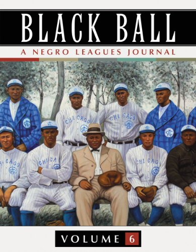 9780786479023: Black Ball: A Negro Leagues Journal