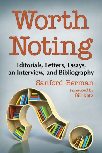 9780786493517: Worth Noting: Editorials, Letters, Essays, an Interview, and Bibliography