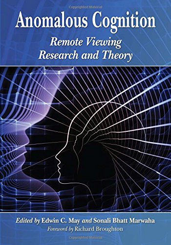 9780786494583: Anomalous Cognition: Remote Viewing Research and Theory