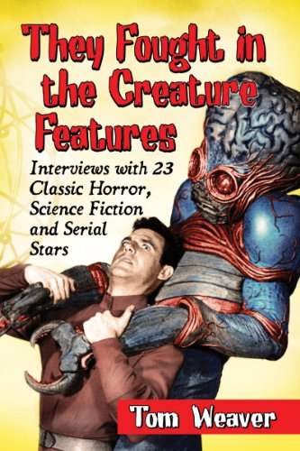 9780786495757: They Fought in the Creature Features: Interviews With 23 Classic Horror, Science Fiction and Serial Stars