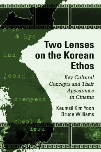 9780786496822: Two Lenses on the Korean Ethos: Key Cultural Concepts and Their Appearance in Cinema