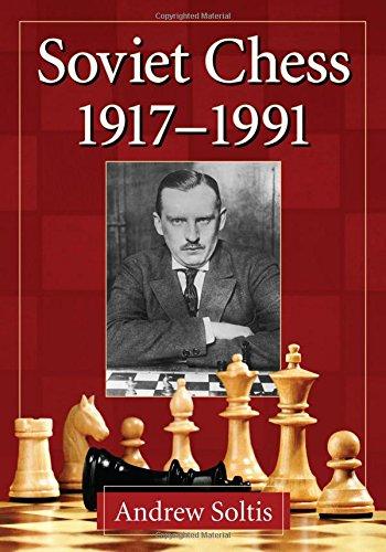 9780786497584: Soviet Chess 1917-1991